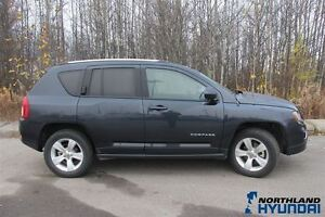 2015 Jeep Compass /High Altitude/4x4/Heated Seats/Leather/AUX Prince George British Columbia image 10