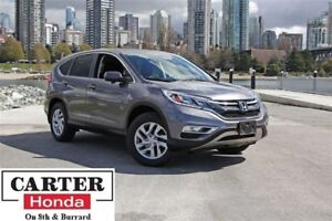 2016 Honda CR-V EX, local vehicle, CERTIFIED!