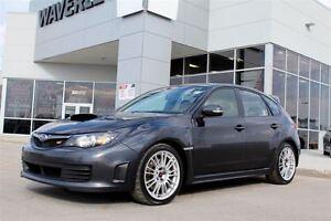 2010 Subaru Impreza WRX STi Sport-tech Package |NAV|6SP| AWD| PW
