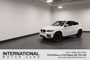 2012 BMW X6 3.5i!  WHITE! NAVI! LOADED!