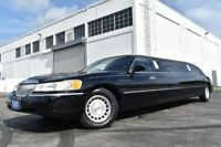 Miniature 1 Limousine Lincoln Town Car 1999