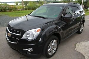 2013 Chevrolet Equinox All wheel drive 1LT