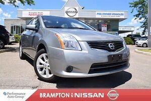 2012 Nissan Sentra 2.0 S *Power Package, Alloys, Spoiler*
