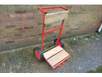 Outboard Engine Motor Stand / Trolley Heavy Duty (Homemade)