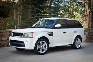 2012 Land Rover Range Rover Sport Supercharged | COMING SOON!!