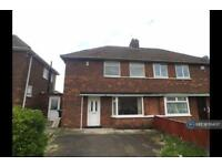 2 bedroom house in Overdale Road, Middlesbrough, TS3 (2 bed)