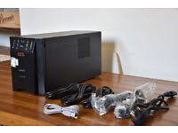 Bargain APC Smart-UPS 1500 with all the LEADS and 8 x AC outputs