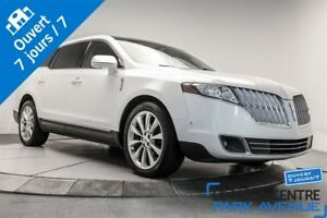 2010 Lincoln MKT AWD, CUIR, TOIT PANO ***LIQUIDATION***