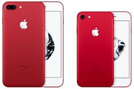iPhone 7 128GB RED - GRADE A