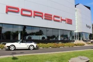 "1989 Porsche 911 Turbo Cabriolet ""One of the finest and mo"