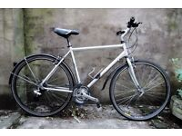 MARIN LARKSPUR CS1, mens hybrid road bike, 19 inch, 21 speed