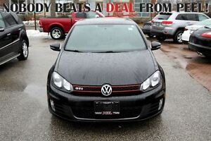 2013 Volkswagen Golf GTI CERTIFIED & E-TESTED! LEATHER+NAVIGATIO