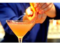 Bartenders for busy central venue (from £7.50p.h + service)