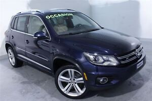 2013 Volkswagen Tiguan HIGHLINE+R-LINE+TECH PACK