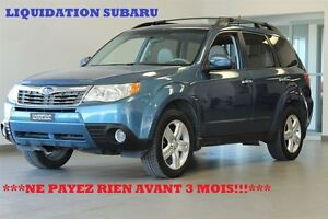 2009 Subaru Forester LIMITED*CUIR/TOIT/PANO/GARANTIE