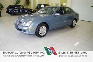 2005 Mercedes-Benz E-Class 44,000KMS! 4MATIC ALL WHEEL DRIVE