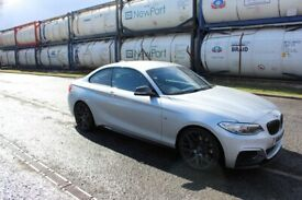 image for BMW, M235i  Coupe, 2015, Semi-Auto, 2979 (cc), 2 doors