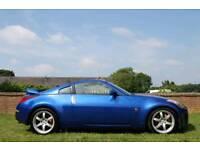 **Nissan 350Z GT 71k Azure Blue**