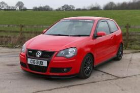 Stage 2 Volkswagen Polo GTi 9n3