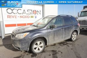 2014 Subaru Forester Convenience MAGS+BLUETOOTH+SIEGES.CHAUFFANT