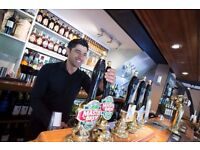 Bar & Restaurant staff required full & part time at the Albion Taverna, Faversham