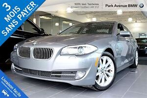 2013 BMW 528I xDrive Premium + Caméra de recul + Accès Confort