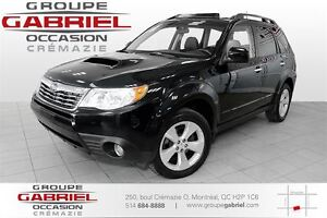 2010 Subaru Forester 2.5XT Limited Leather / Pano Roof / Turbo