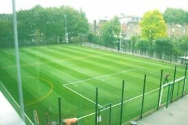 Brand new pitch in ELEPHANT CASTLE. Weekly game FRIDAY evening