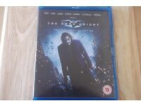 Blu-Ray DVD Batman The Dark Night movie
