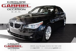 2005 BMW 5 Series 545i *SMG TRANSMISSION * NAVIGATION * PARKING