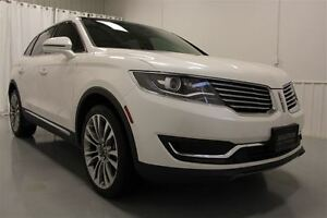 2016 Lincoln MKX Reserve 2.7L CUIR TOIT NAV