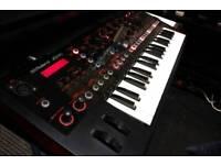 Roland jd-xi jdxi digital anolog synth midi usb