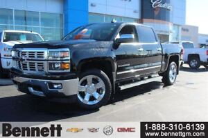 2015 Chevrolet Silverado 1500 LTZ -  Nav, Tow Pack, Heated and C