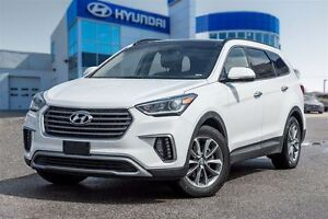 2017 Hyundai Santa Fe XL Luxury, PANO ROOF, NAV, LEATHER