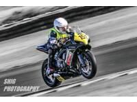 gsxr 600 trackbike