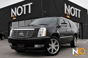 2010 Cadillac Escalade ESV Navi, DVD, Backup Camera, BOSE, AWD