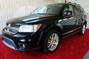 2015 Dodge Journey R/T AWD -7 places, cuir, bluetooth