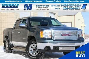 2010 GMC Sierra 1500 Nevada Edition*PST PAID*LEATHER SEATS*TONNE