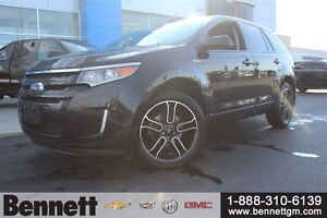 2014 Ford Edge SEL - 3.5 V6 with Nav + Pano Roof