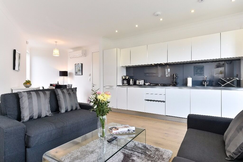 2bed/1bath apartment in London Bridge area*fully furnished and Wifi included*3 months