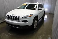 2014 Jeep Cherokee Limited 4X4 CUIR TOIT