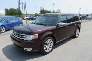 2009 Ford Flex AWD LIMITED CUIR NAVIGATION TOIT OUVRANT