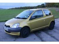 Toyota Yaris 1.0 Petrol for sale. Very reliable. No issues.