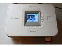 Canon Selphy Cp740 Camera Portable Printer, ++photo paper full box, disc, needs ink, city centre