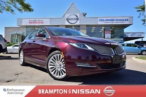 2013 Lincoln MKZ Base Tech Package *FULLY LOADED,Navigation,Leat