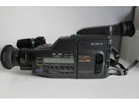 Sony CCD-V800E Camcorder Untested Spares Repair Only