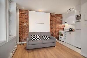 Studios / lofts refaits à neuf et meublés - Rue St-Jean Québec City Québec image 10