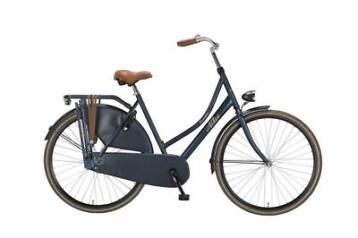 Altec London 28 inch Omafiets Midnight Blue 57cm €213.95