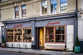 ***Kitchen Assistant/Commis Chef Needed*** Sophie's Steakhouse-Chelsea