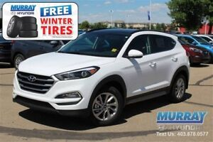 2017 Hyundai Tucson Luxury 2.0 AWD*FREE WINTER TIRES + 0% FINANC